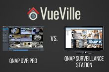 QNAP QVR Pro vs QNAP Surveillance Station – NAS NVR Software Comparison