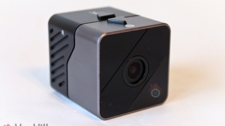 Review: Conbrov T33 1080p HD Portable Hidden Spy Camera