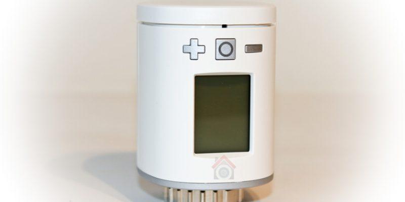 Review: Z-Wave Eurotronic Spirit Smart Radiator Thermostat