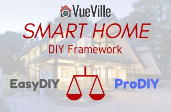 EasyDIY or ProDIY – Introducing the VueVille Smart Home DIY Framework