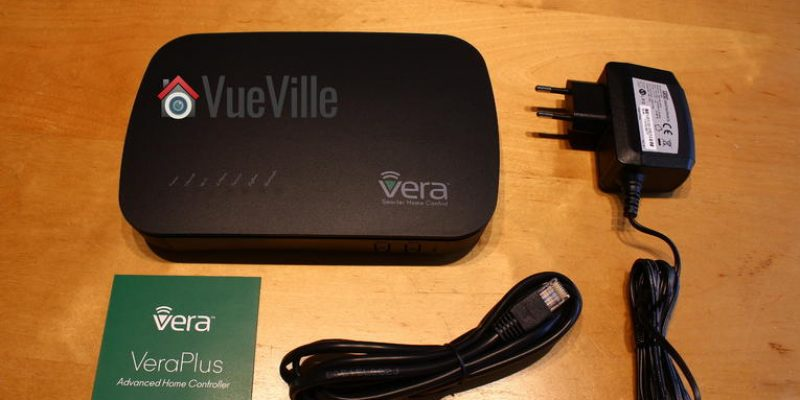 Hands-on Review: Vera Plus Z-Wave Smart Home Controller